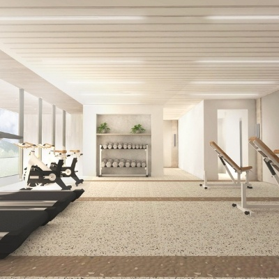 400x400 Fitness Studio